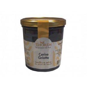 Thorem Confiture de Cerise Griotte, pot 375 gr
