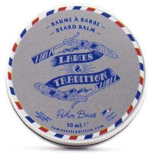 Lames & Tradition Baume de coiffant et nourrisant pour barbe parfum boisé