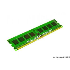 Kingston KVR1333D3N9K2/8G - Barrettes mémoire ValueRAM 2 x 4 Go DDR3 1333 MHz 240 broches