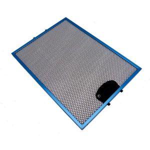 Sauter 53615 - Filtre métal anti-graisse (à l'unité) 340 x 240 mm pour hotte