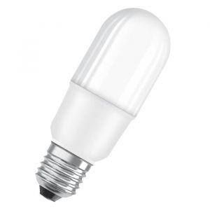 Image de Osram Ampoule LED E27 stick dépolie 7 W équivalent a 53 W blanc chaud