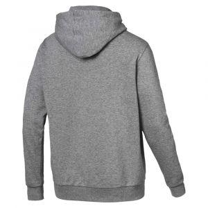 Puma Sweatshirts Ess Tr Big Logo - Medium Grey Heather - XXL