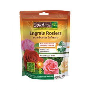 Solabiol Engrais rosiers et fleurs doypack 500g /nc - Categorie fantome