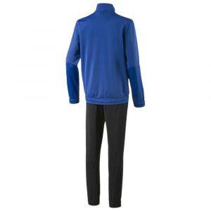 Puma Poly Suit cl B Survêtement Garçon, Galaxy Blue, FR Unique