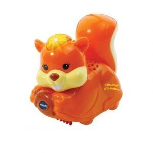 Vtech Figurine Tut Tut Animo Noisette, l'écureuil à fossettes