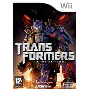 Transformers : La Revanche [Wii]