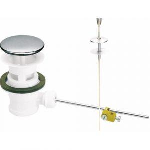 Nicoll Bonde de lavabo ou bidet automatique plastique