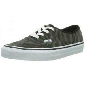 Vans Baskets u authentic noir (zebra/true white) femme d62vans030