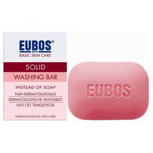 Eubos Pain dermatologique rose