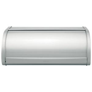 Brabantia Boîte à pain Matt Steel en métal