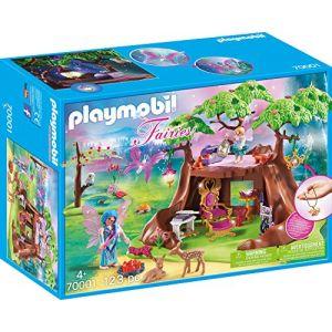 Playmobil Maisonnette forestière des fées Fairies 70001