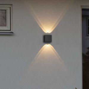 Konstsmide Applique à LED Chieri 1x4W Anthracite