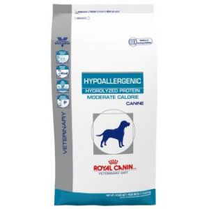 Royal Canin Veterinary Diet Hypoallergenic Moderate Calorie (HME 23) 14 kg - Croquettes du chien