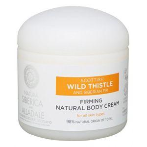 Natura siberica Crème pour Corps Raffermissante Naturelle Alladale 370 ml