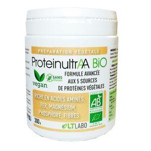 LT Labo Protéines Végétales ProteinultrAA Bio 300g