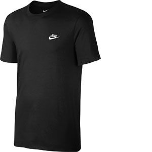 Image de Nike Tee-shirt Sportswear Homme - Noir - Taille L