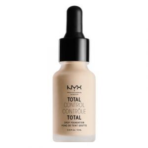NYX Cosmetics Total Control Drop Foundation Alabaster