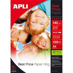 Agipa 100 feuilles papier photo brillant Best price (A4)