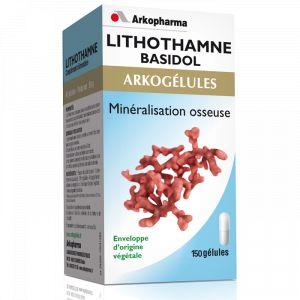 Arkopharma Arkogélules - Lithothamne (Basidol) - 150 gélules