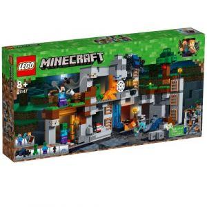 Lego 21147 - Minecraft : Les aventures souterraines