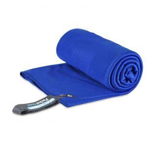 Sea to Summit Serviette Microfibre Pocket Towel 120 x 60 cm Bleu - Femme, Homme