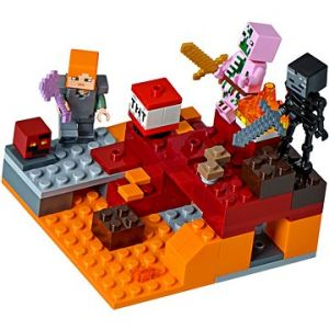 Lego 21139 - Minecraft : la bataille du Nether