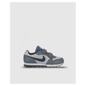 Nike Chaussure MD Runner 2 pour Jeune enfant - Argent - Taille 35.5