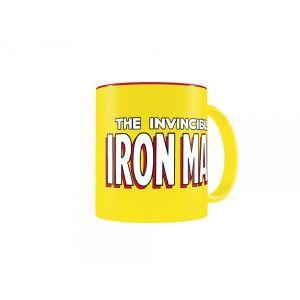 SD Toys Mug Marvel Iron Man Classic Logo
