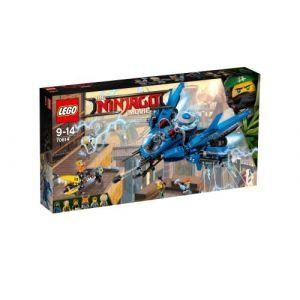 Lego 70614 - Ninjago : Le Jet supersonique de foudre