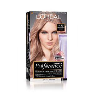 L'Oréal Préférence Infinia 8.23 Rose Gold Blond