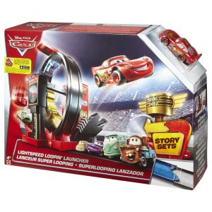 Mattel Lanceur Super Looping Cars