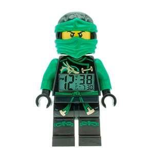 Lego 9009402 - Réveil Ninjago Sky Pirates Lloyd