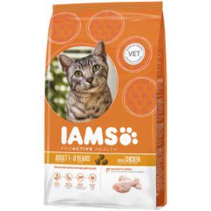 IAMS Cat Adult riche en poulet (3 kg)
