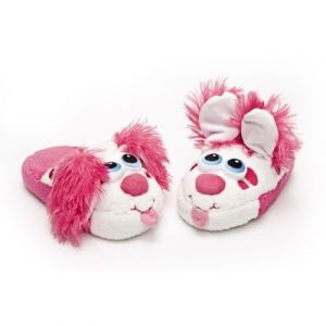 LGRI Chaussons chien rose (28/30)