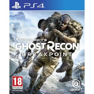 Jeu PS4 Ghost Recon Breakpoint [PS4]