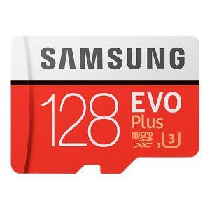 Samsung MB-MC128GA/EU - Carte mémoire 128 Go microSDXC UHS-I