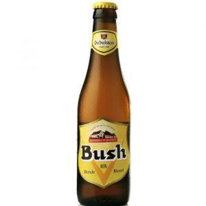 Brasserie Dubuisson Bush - Bière Blonde - 33 cl - 10,5 %