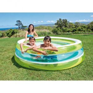Intex 57489 - Piscine gonflable ronde pour enfant 203 x 51 cm