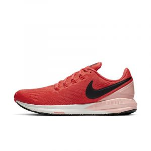 Nike Chaussure de running Air Zoom Structure 22 pour Femme - Rouge - Taille 38 - Female