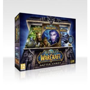 World of Warcraft Battlechest : Le jeu + l'extension Burning Crusade [PC]