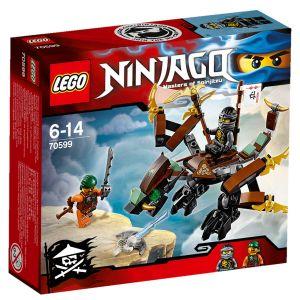 Lego 70599 - Ninjago : Le dragon de Cole