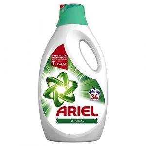 Ariel Original Lessive Liquide 2210 ml 34 Lavages