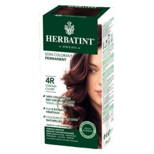 Herbatint Coloration Naturelle 4R Chatain Cuivre