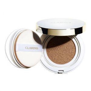 Clarins Everlasting Cushion 112 Ambre - Fond de teint haute tenue et hydratation SPF 50