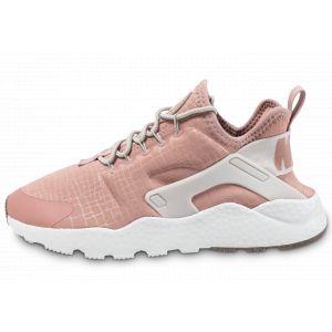 check out 786c1 f9d2d Nike Femme Air Huarache Run Ultra Rose Baskets