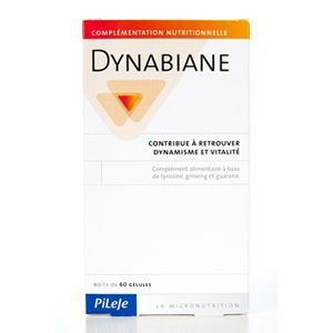 Pileje Dynabiane - 60 gélules