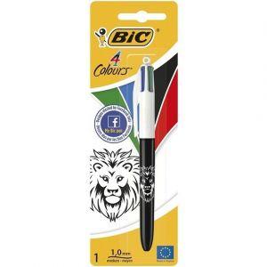 Bic Stylo bille 4 couleurs édition Design 4 You