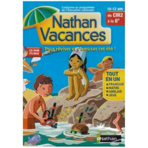 Nathan Vacances du CM2 à la 6ème [Windows, Mac OS]