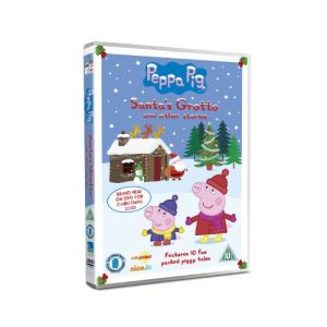 Peppa Pig : Santa's Grotto and other stories