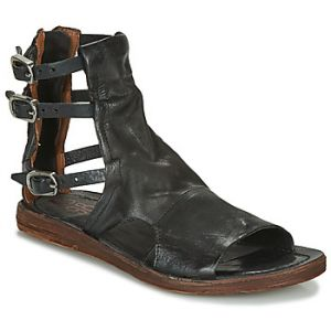 A.S.98 Sandales Airstep / RAMOS BRIDES Noir - Taille 36,37,38,39,40,41,42